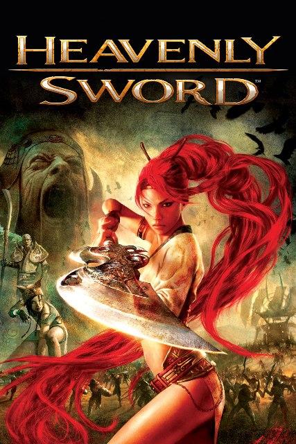 HEAVENLY SWORD   HEAVENLY SWORD - THE MOVIE   2014