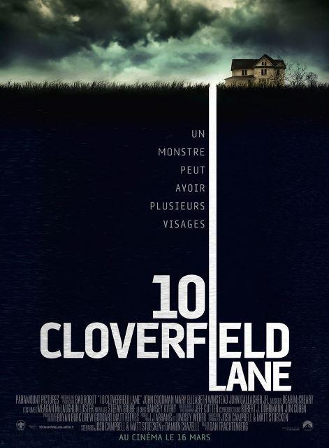 10 CLOVERFIELD LANE   10 CLOVERFIELD LANE   2016