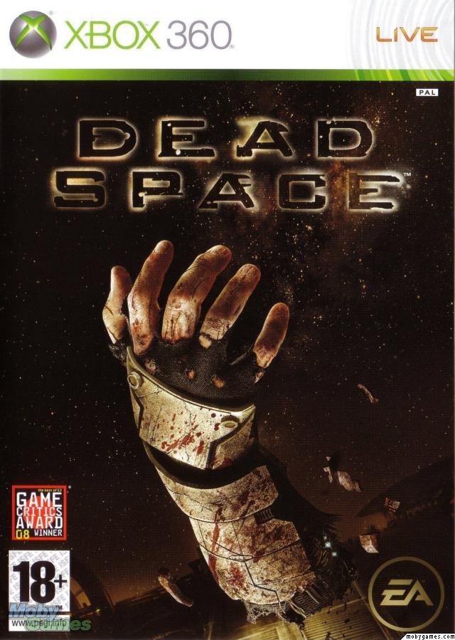 DEAD SPACE   DEAD SPACE   2008