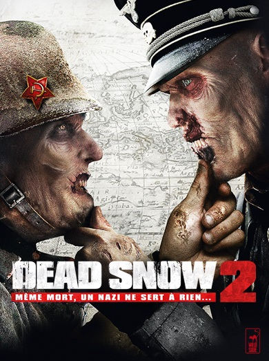 DEAD SNOW 2 : RED VS. DEAD   DøD SNø 2   2014