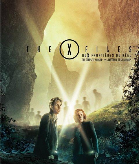 X FILES (SAISON 4) | X-FILES SEASON 4 | 1996