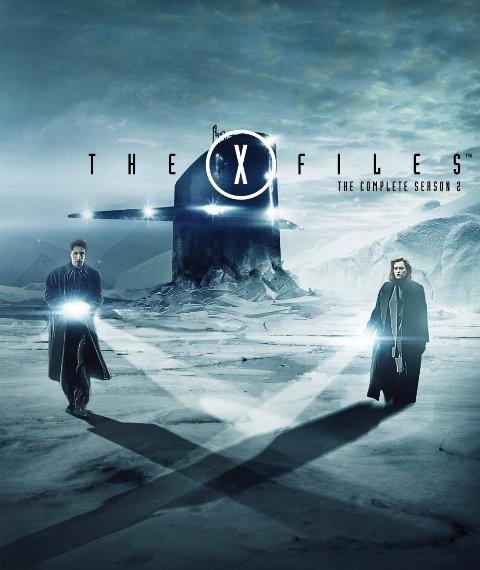 X FILES (SAISON 2) | X-FILES SAISON 2 | 1994