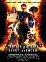 CAPTAIN AMERICA : FIRST AVENGER    CAPTAIN AMERICA : THE FIRST AVENGER    2011