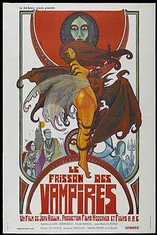 FRISSON DES VAMPIRES - LE | LE FRISSON DES VAMPIRES / SHIVERS OF THE VAMPIRES | 1971