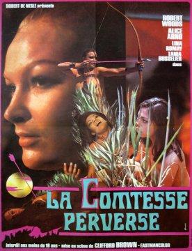 COMTESSE PERVERSE - LA | LES CROQUEUSES, THE PERVERSE COMTESS | 1974