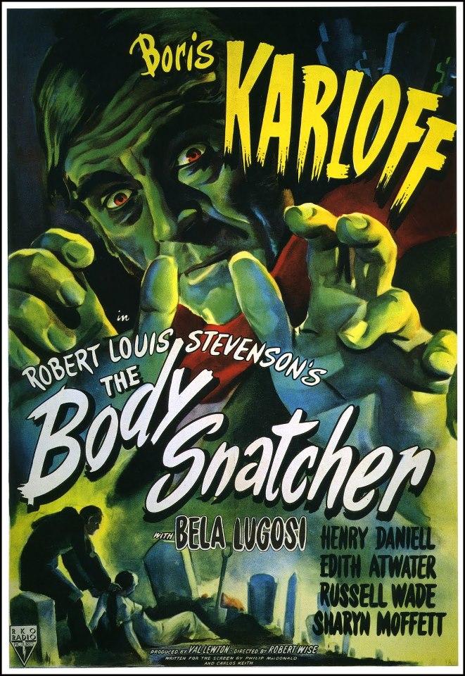 RéCUPéRATEUR DE CADAVRES - LE | THE BODY SNATCHER | 1945