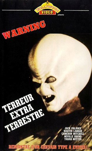 TERREUR EXTRA-TERRESTRE | WITHOUT WARNING | 1980