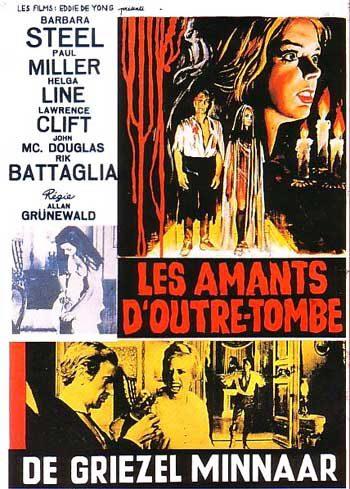 AMANTS D'OUTRE TOMBE - LES | AMANTI D'OLTRETOMBA | 1965