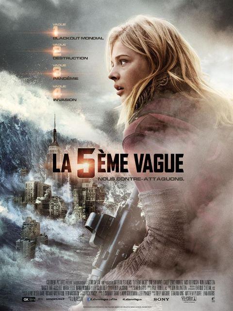 CINQUIèME VAGUE - LA | THE 5TH  WAVE | 2016