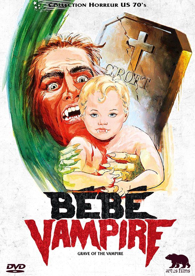 BéBé VAMPIRE | GRAVE OF THE VAMPIRE | 1972