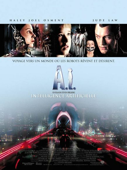A.I. : INTELLIGENCE ARTIFICIELLE | ARTIFICIAL INTELLIGENCE : A.I. | 2001