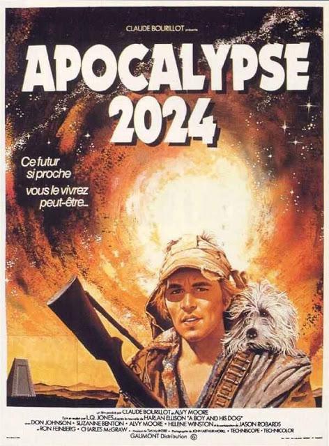 Apocalypse 2024 | A boy and his dog | 1975