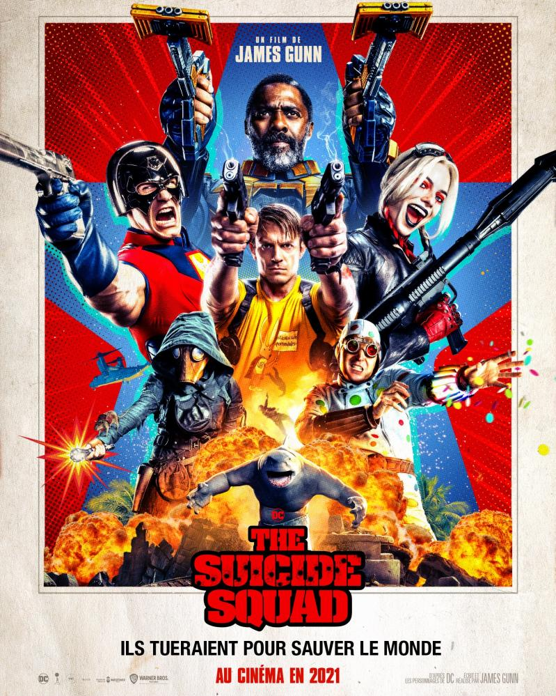 Suicide squad - The   Suicide squad - The   2021