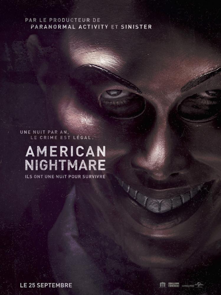 AMERICAN NIGHTMARE | THE PURGE | 2013