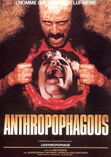 ANTHROPOPHAGOUS | ANTHROPOPHAGOUS | 1980