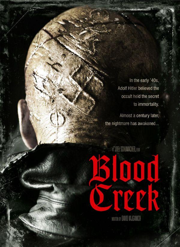 BLOOD CREEK   BLODD CREEK   2009
