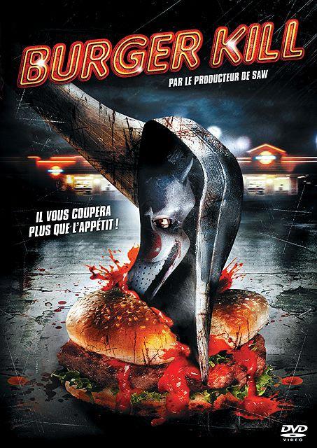 BURGER KILL | DRIVE THRU | 2007
