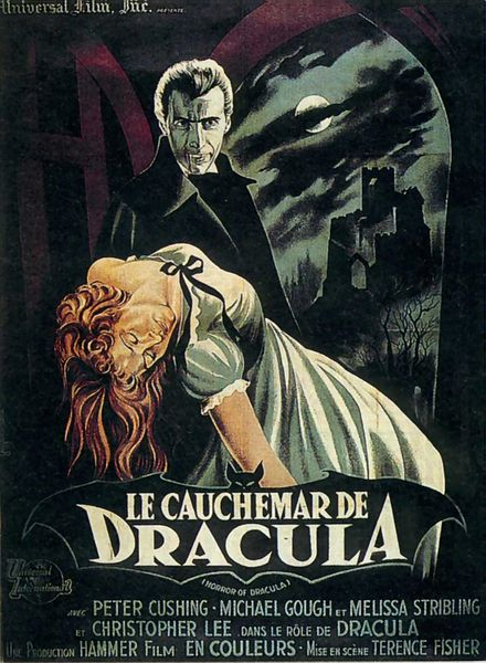 CAUCHEMAR DE DRACULA - LE | HORROR OF DRACULA | 1958