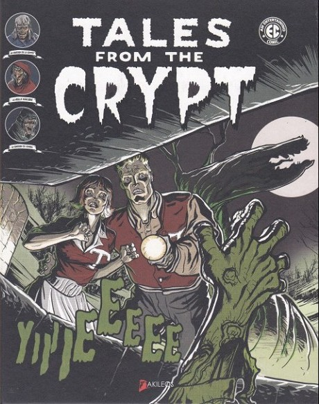 TALES FROM THE CRYPT VOLUME 1   TALES FROM THE CRYPT T1   2012