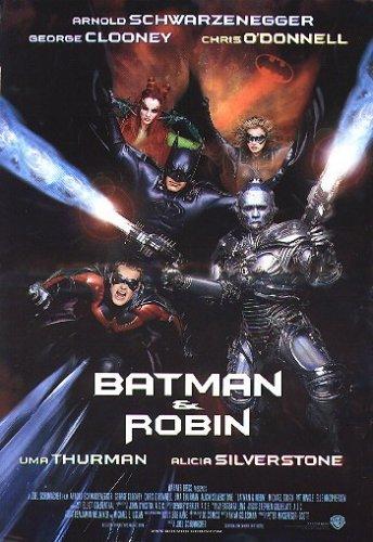 BATMAN ET ROBIN   BATMAN AND ROBIN   1997