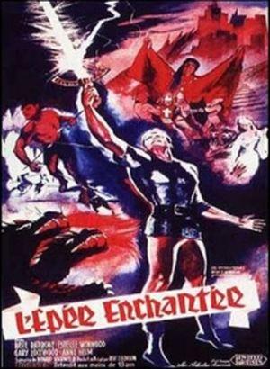 EPéE ENCHANTéE - L | THE MAGIC SWORD | 1962