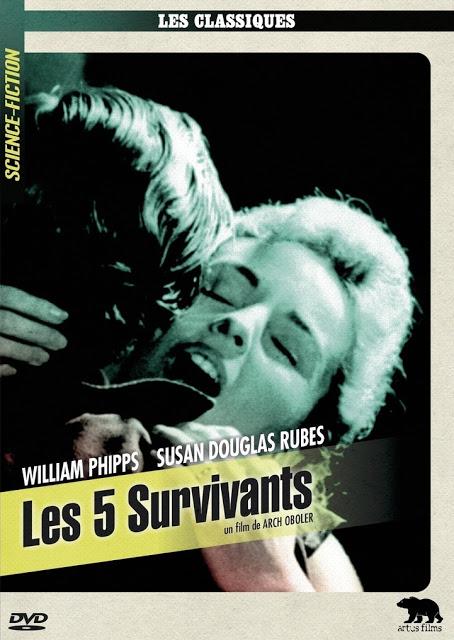 CINQ SURVIVANTS - LES | FIVE | 1951
