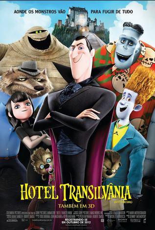 HOTEL TRANSYLVANIE | HOTEL TRANSYLVANIA | 2012