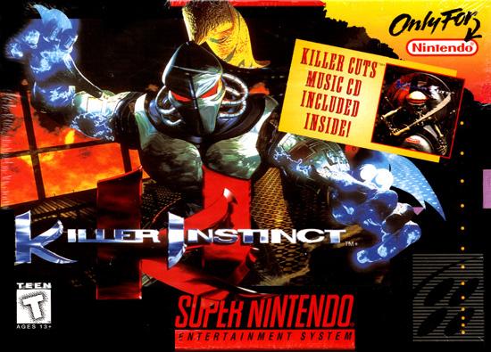 KILLER INSTINCT   KILLER INSTINCT   1994