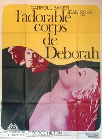 ADORABLE CORPS DE DéBORAH - L' | DOLCE CORPO DI DEBORAH - IL | 1968