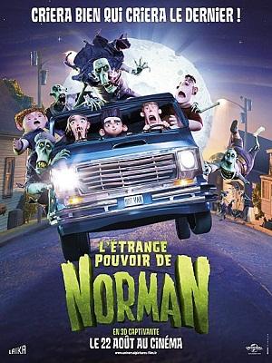 ETRANGE POUVOIR DE NORMAN - L | PARANORMAN | 2012