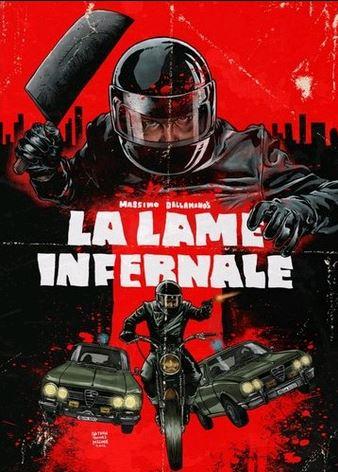 LAME INFERNALE - LA | LA POLIZIA CHIEDE AIUTO | 1974