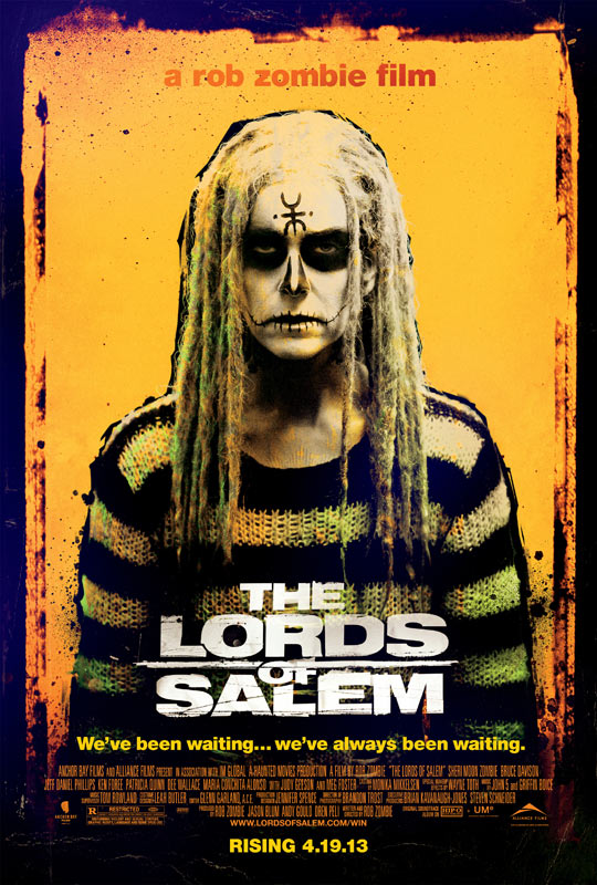 LORDS OF SALEM - THE | THE LORDS OF SALEM | 2012