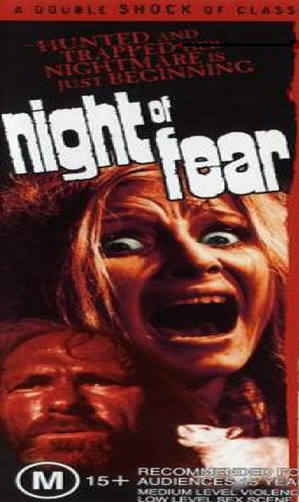 NIGHT OF FEAR | NIGHT OF FEAR | 1972
