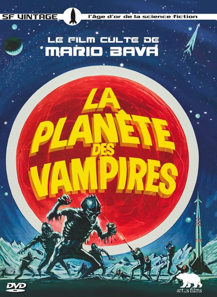 PLANETE DES VAMPIRES - LA | TERRORE NELLO SPAZIO | 1965