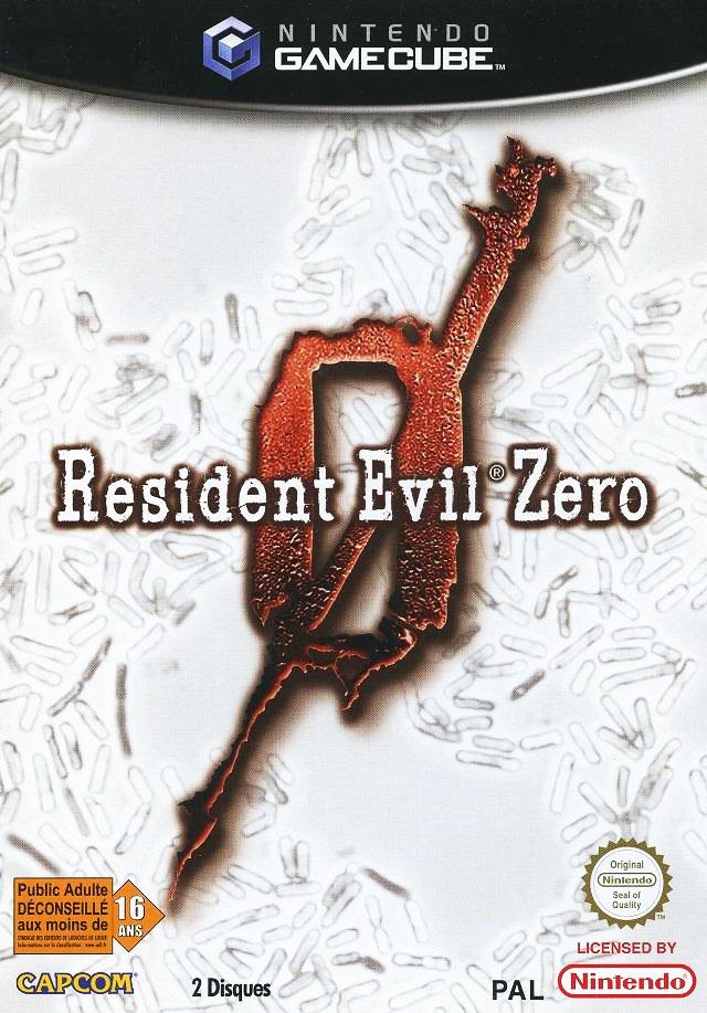 RESIDENT EVIL ZERO | BIOHAZARD ZERO | 2002