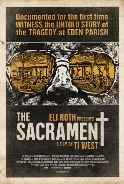 SACRAMENT - THE | THE SACRAMENT | 2013