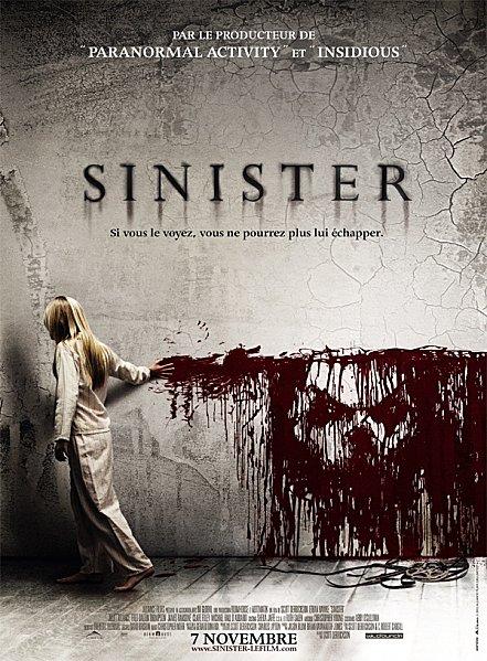 SINISTER | SINISTER | 2012