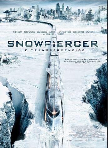 SNOWPIERCER, LE TRANSPERCENEIGE   SNOWPIERCER   2013