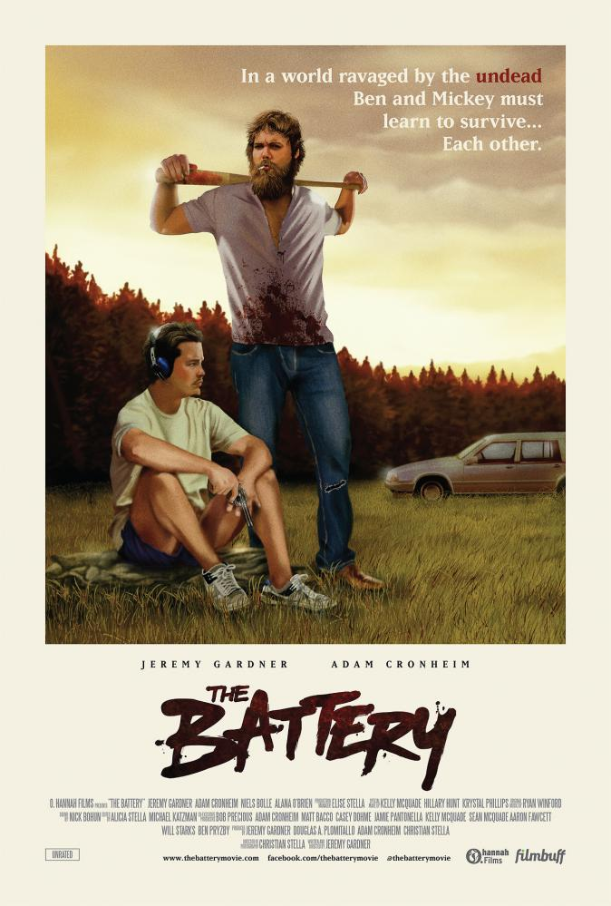BATTERY - THE | THE BATTERY | 2012