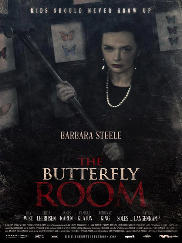 BUTTERFLY ROOM - THE | THE BUTTERFLY ROOM | 2012