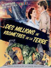 A DES MILLIONS DE KILOMèTRES DE LA TERRE   20 MILLION MILES TO EARTH   1957