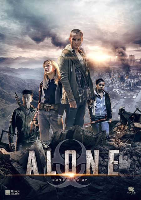 ALONE (2016) | DON'T GROW UP | 2016