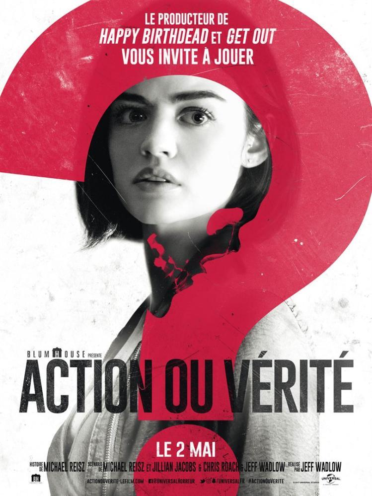 Action ou vérité | Truth or dare | 2018