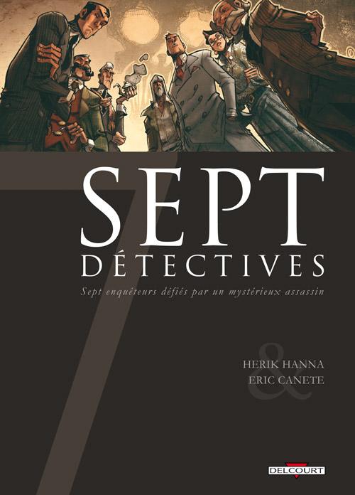 SEPT DETECTIVES   SEPT DETECTIVES   2012