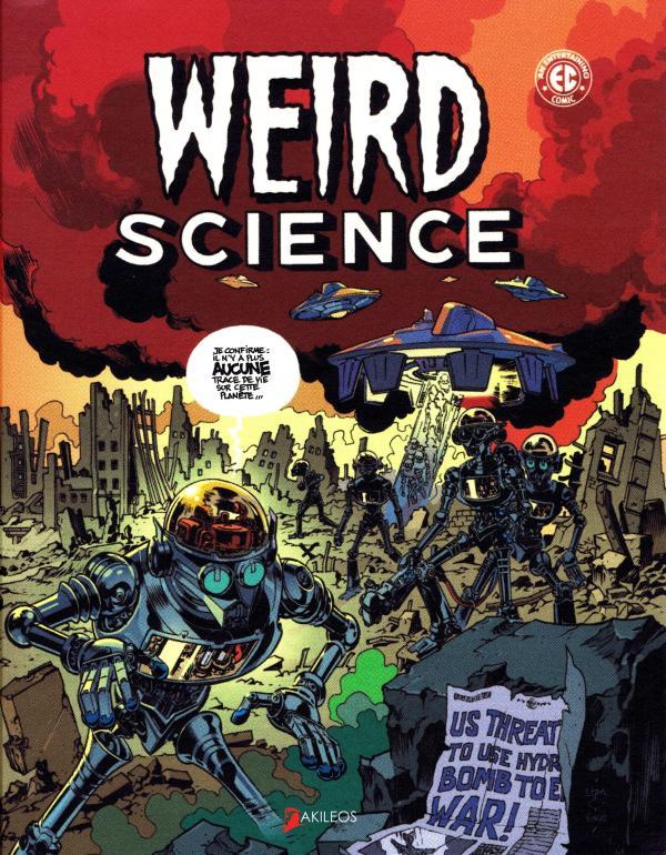 WEIRD SCIENCE VOLUME 1   WEIRD SCIENCE   2012