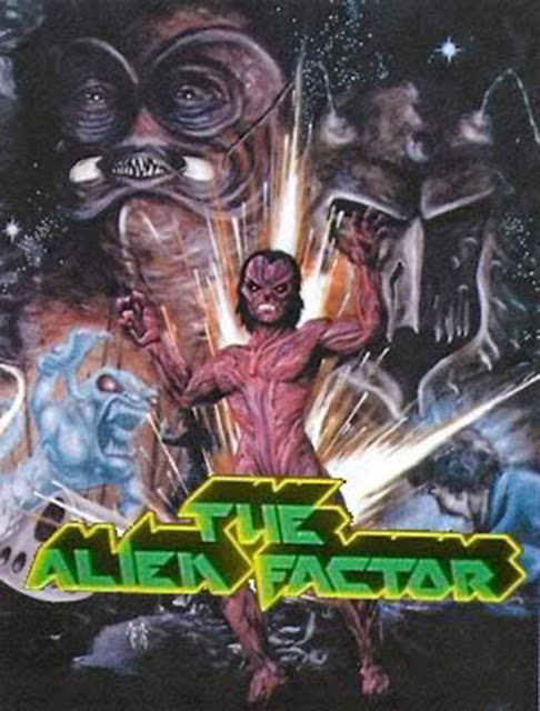 ALIEN FACTOR - THE | THE ALIEN FACTOR | 1978