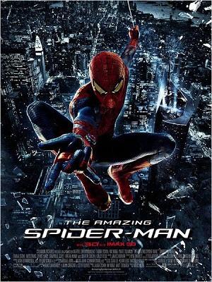AMAZING SPIDER-MAN - THE   THE AMAZING SPIDER-MAN   2012