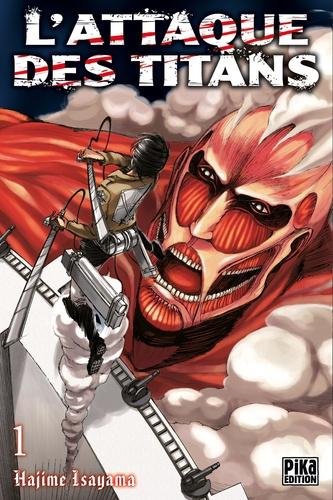 Attaque des titans tome 1 - l' | Shingeki no Kyojin tome 1 | 2010