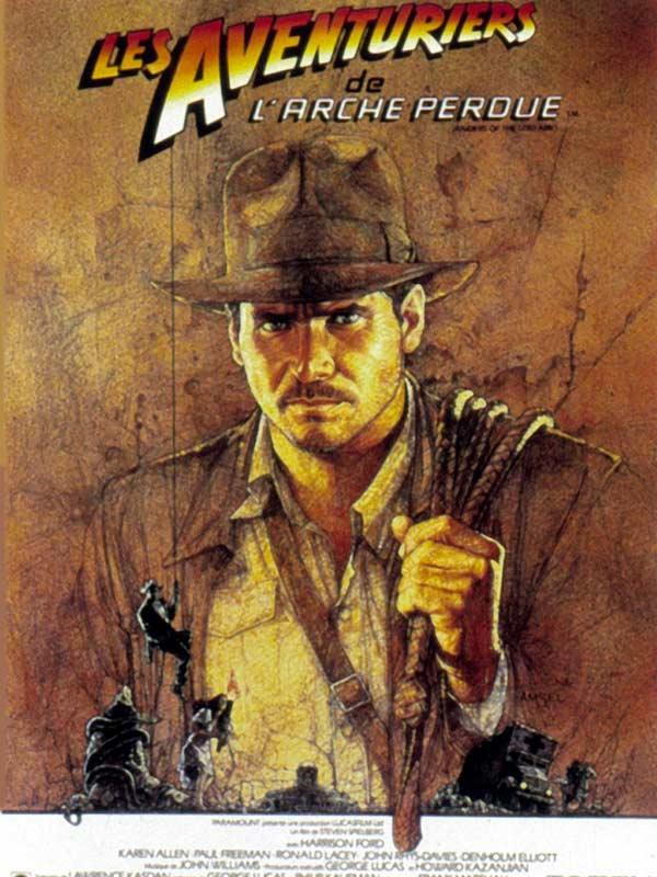 AVENTURIERS DE L'ARCHE PERDUE - LES | RAIDERS OF THE LOST ARK | 1981