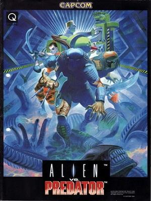 ALIEN VS PREDATOR (ARCADE) | ALIEN VS PREDATOR (ARCADE) | 1994